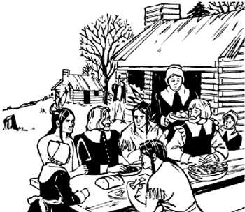Free Thanksgiving Coloring Pages Free4Seniors