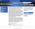 National Center on Grandparents Raising Grandchildren