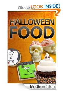 Cover of Halloween Food Kindle edition