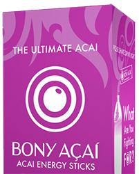 Free Bony Acai Energy Stick