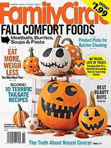 Family Circle Halloween Issue
