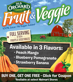 Old Orchard Coupon