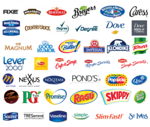 Unilever Coupon Book