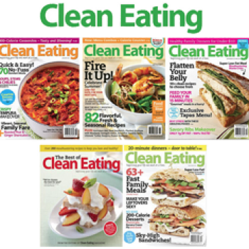 Clean Eating Magazine Subscription: 30% Off