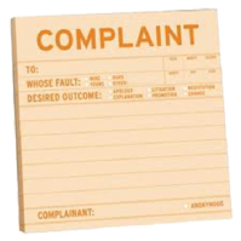 How To File A Complaint Against A Nursing Home or Physician