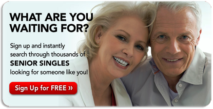 senior citizen dating service