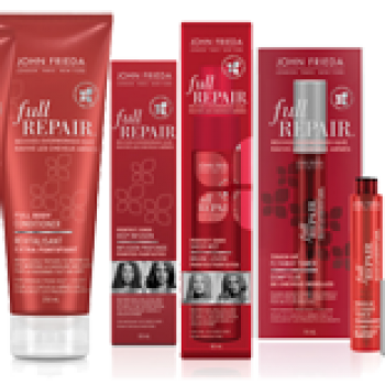 Free Sample of John Frieda Full Repair Shampoo & Conditioner