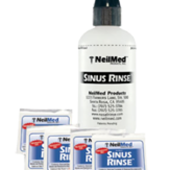 Free NeilMED Sinus Rinse Bottle & More!