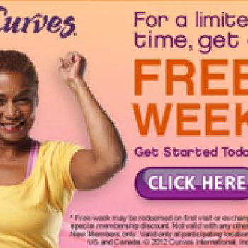 Curves Free Week Pass