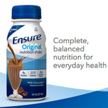 free ensure samples