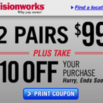 Eyecare Coupon