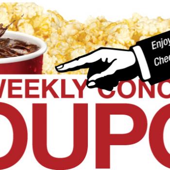 Cinemark Free Medium Drink W Popcorn Purchase