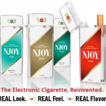 free njoy king e cig samples free 4 seniors