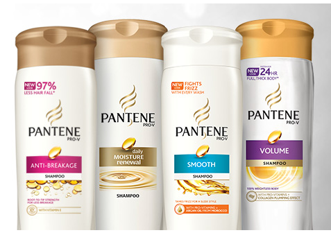 Pantene hair products coupons