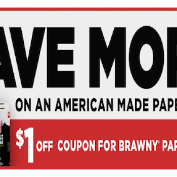 photograph relating to Brawny Printable Coupons referred to as Brawny Paper Towels Coupon - Totally free 4 Seniors