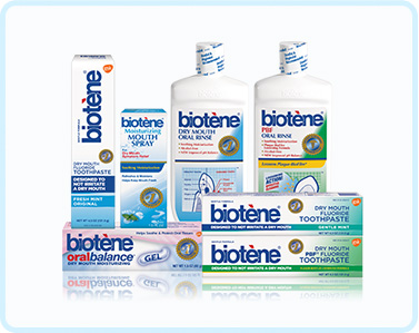 free biotene samples for dentists