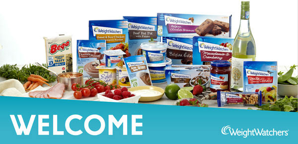Weight watchers food products coupons
