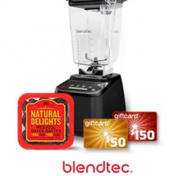 Win a Blendtec Blender