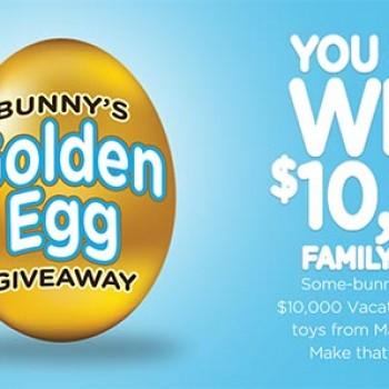 Win A $10,000 Family Vacation