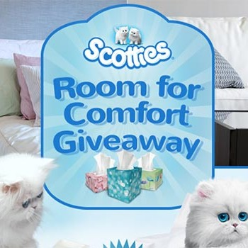 Win a Scotties Comfort Care Package
