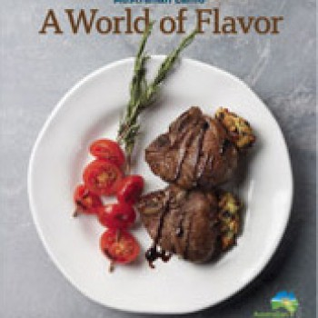 Free Australian Lamb Recipe Book