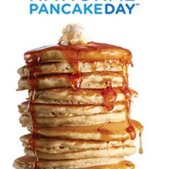IHOP Free Pancakes Day