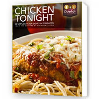 Free Chicken Tonight Recipe Book & Giveaway