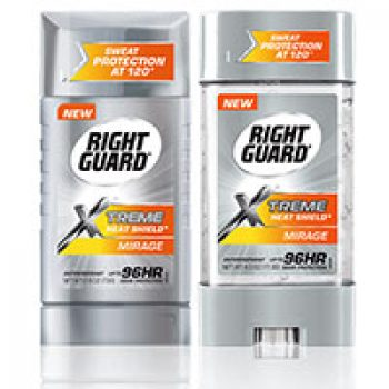 Right Guard Xtreme Deodorants Coupon