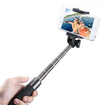 Extendable Bluetooth Aluminum Selfie Stick Only $11.99 + Prime