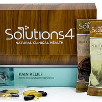 Free Solutions4 Pain Relief Kit