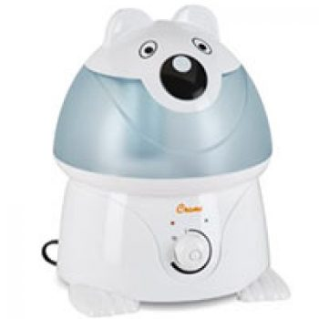 Crane Ultrasonic Cool Mist Panda Humidifier Only $25.83 (Reg $49.99) + Prime