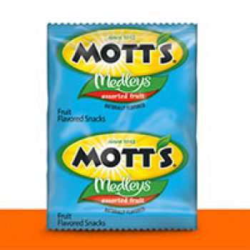 Free Mott's Medley Fruit Snacks @ Sam's Club