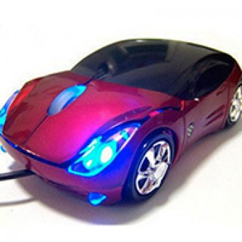 Car Shaped USB Wired Optical Mouse Just $3.75 + Free Shipping