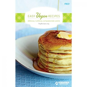 Free Vegan Recipe Booklet