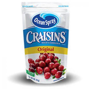 Craisins Dried Cranberries Coupon