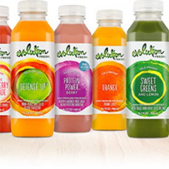 Evolution Fresh Juices Coupon