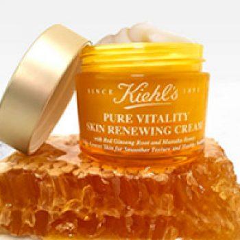 Free Kiehl's Pure Vitality Cream Samples