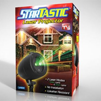 Startastic Holiday Light Show Only $24.99 + Free Shipping