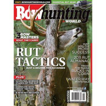 Free Bowhunting World Magazine Subscription