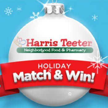 Harris Teeter: Win a $1,000 Gift Card