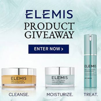Elemis Product Giveaway