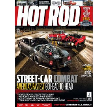 Free Hot Rod Magazine Subscription