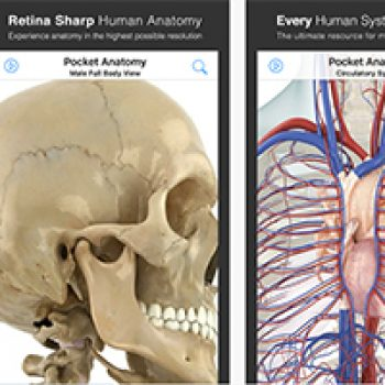 Free Pocket Anatomy App for iOS - Free 4 Seniors