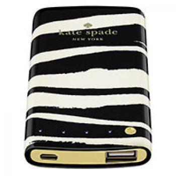 Kate Spade Portable Battery Backup Just $9.99 (Reg $49.99)