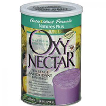 Free Oxy-Nectar Antioxidant Beverage Samples