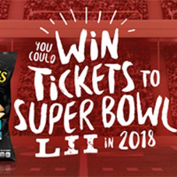 Win Tickets to Super Bowl LII