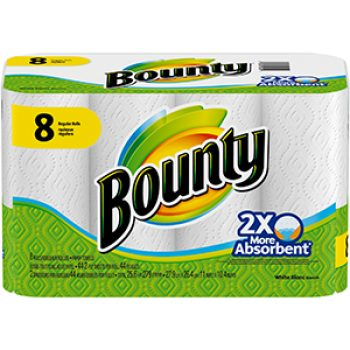 Bounty Paper Towels Coupon