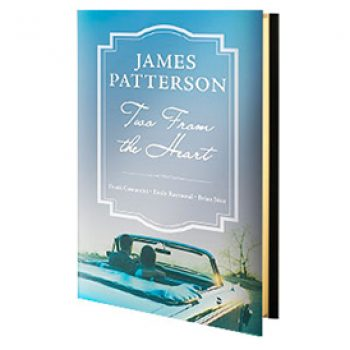 James Paterson: Win a Copy of Two from the Heart