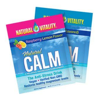 Free Natural Calm Samples