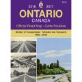 Free Ontario Road Map